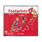 Footprints 1 - Class Audio CDs 3 (Contine 3 cd-uri)