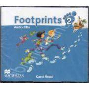 Footprints 2 - Class Audio CDs 3 (Contine 3 cd-uri)