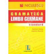 Gramatica limbii germane - Standard (Langenscheidt)