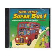 Here Comes Super Bus 1 - Consolidation and Practice Activities CD-ROM