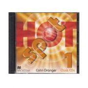Hot Spot 1 Class Audio CDs (Contine 2 cd-uri)