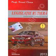 Legislatie rutiera, in vederea obtinerii permisului de conducere (Cuprinde noile modificari)