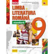 Limba si literatura romana, pentru clasa a IX-a. Standard (Colectia, foarte bine!)