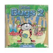Little Bugs 2. Class Audio CDs (Contine 2 cd-uri)