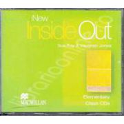 New Inside Out Elementary A1-A2, Audio CDs, 3 (Contine 3 cd-uri)