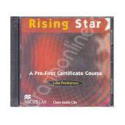Rising Star A Pre - First Certificate Course. Class Audio Cds (Contine 2 cd-uri)