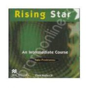 Rising Star An Intermediate Course. Class Audio Cd