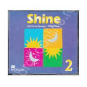 Shine 2, B1 - Class Audio CD (Contine 3 cd-uri)