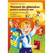 Versuri de ghiozdan pentru scolarul mic