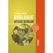 Biologie Atlas Scolar. Editie revizuita si actualizata (Coperti cartonate)