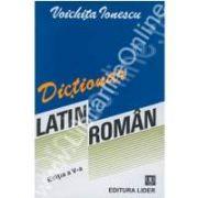 Dictionar latin-roman (editia a VI-a)