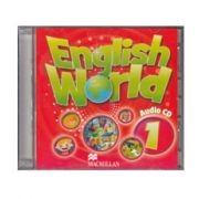 English World 1 Class Audio CDs (2)