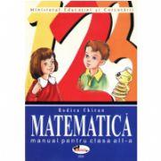 Matematica. Manual pentru clasa a II-a - Rodica Chiran