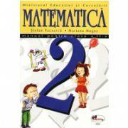 Matematica manual pentru clasa a II-a, Stefan Pacearca