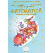 Matematica. Manual pentru clasa I, Dumitru D. Paraiala