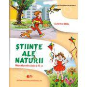 Stiinte ale naturii, manual pentru clasa a III-a (Radu Dumitra)