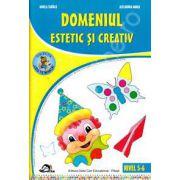 Domeniul estetic si creativ, nivel 5-6 ani