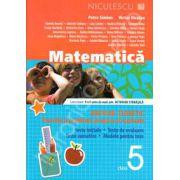 Matematica. Breviar teoretic cu exercitii si probleme rezolvate, pentru clasa a V-a (Editia a 3-a)