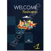 Welcome, flashcards SET 1 (Posters Set Set 1 Pack)