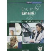 English for Emails: Students Book and MultiROM Pack