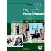 English for Presentations: Students Book and MultiROM Pack