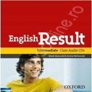 English Result Intermediate Class Audio CDs (2)