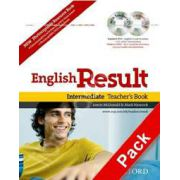 English Result Intermediate Teachers Resource Pack with DVD and Photocopiable Materials Book