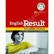 English Result Intermediate Workbook with Answer Booklet and MultiROM Pack