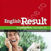 English Result Pre-Intermediate Class Audio CDs (2)