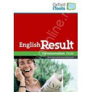 English Result Pre-Intermediate iTools