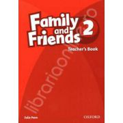 Family and Friends 2 Teachers Book