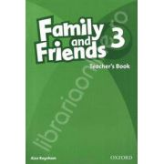 Family and Friends 3 Teachers Book