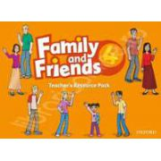 Family and Friends 4 Teachers Resource Pack
