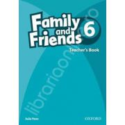 Family and Friends 6 Teachers Book