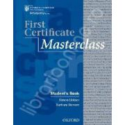 First Certificate Masterclass, New Ed Students Book with Online Skills Practice Pack