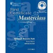 First Certificate Masterclass, New Edition Workbook Resource Pack