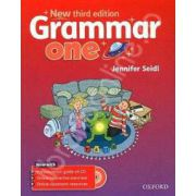 Grammar One Students Book with Audio CD