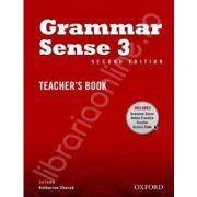 Grammar Sense, Second Edition 3: Teachers Book Pack