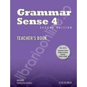 Grammar Sense, Second Edition 4: Teachers Book Pack