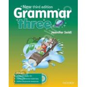 Grammar Three Students Book with Audio CD