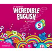 Incredible English Starter Class Audio CD