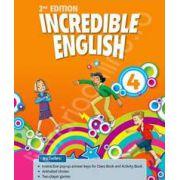 Incredible English 4 iTools DVD-ROM