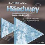 New Headway Upper-Intermediate Third Edition Students Workbook CD