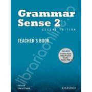 Grammar Sense, Second Edition 2: Teachers Book Pack