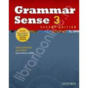 Grammar Sense, Second Edition 3: Student Book Pack