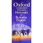 Oxford Learners Pocket Dictionary of Business English