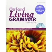 Oxford Living Grammar Intermediate Students Book Pack