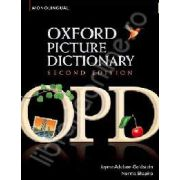The Oxford Picture Dictionary Second Edition: Monolingual English Edition