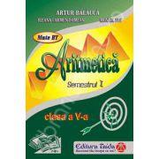 Auxiliar de Aritmetica pentru clasa a V-a semestrul I