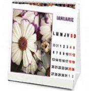Calendar pentru anul 2014, de birou cu flori